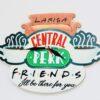 """Ceas personalizat cu nume """"Friends"""""""