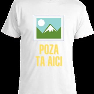 Tricou Personalizat cu Poza