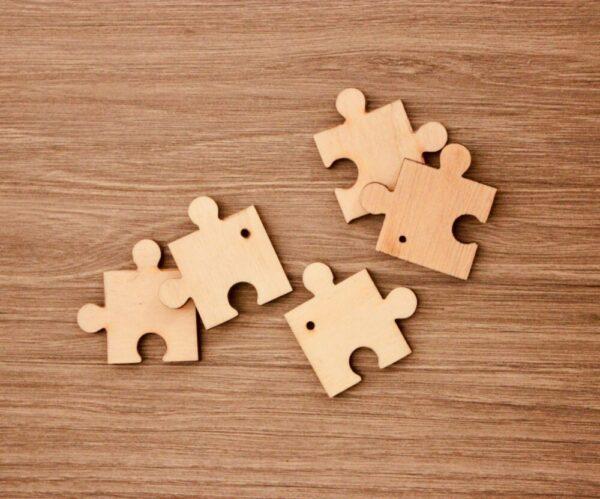 Set Figurina Puzzle
