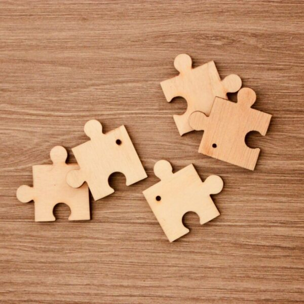 Set Figurina Puzzle
