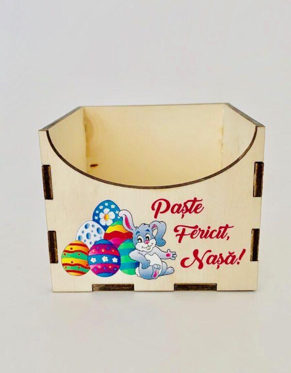 Cutie decorativă Paște