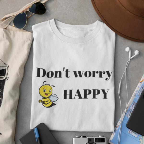 Tricou Bee Happy